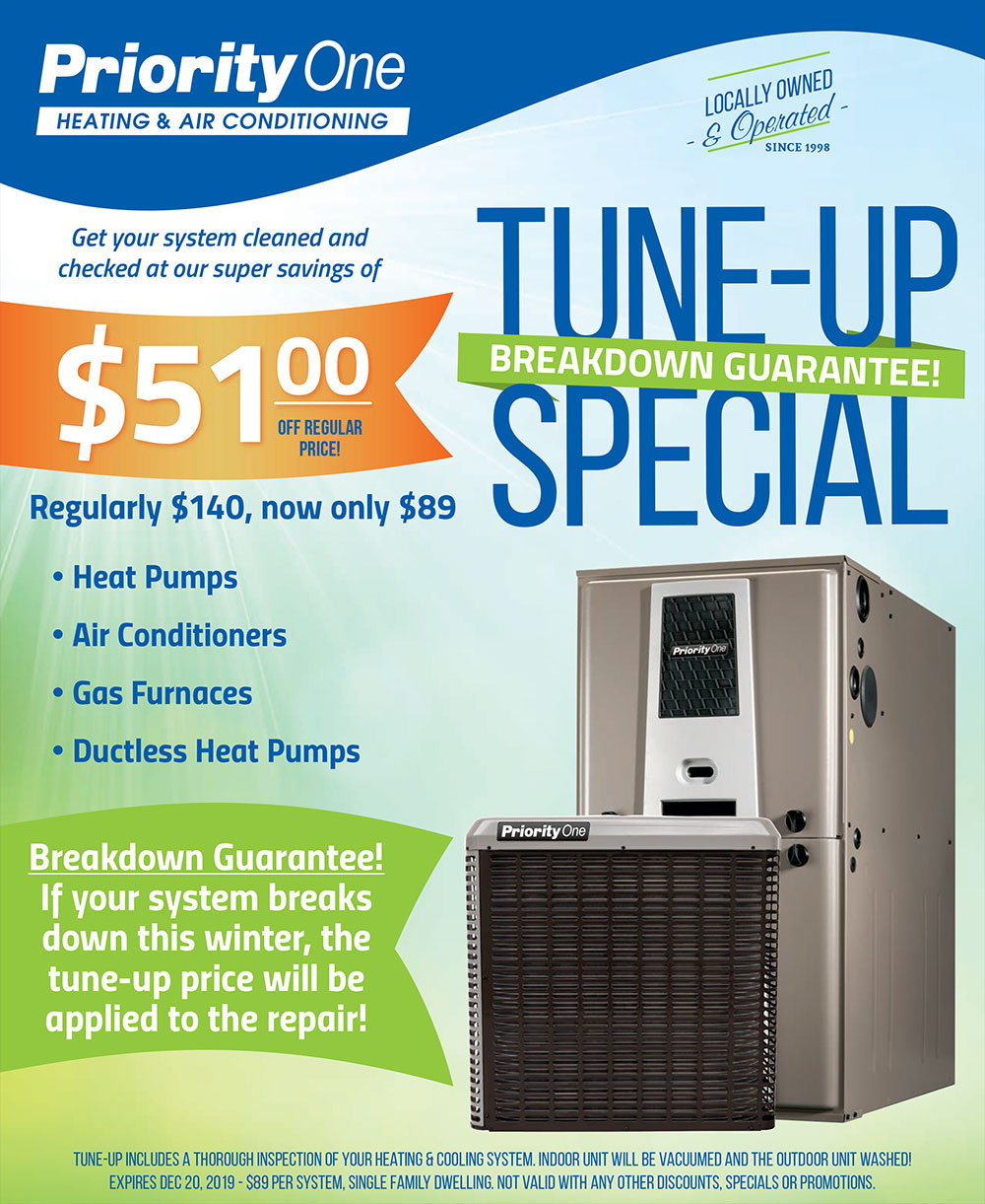 $89 Tune-Up Special