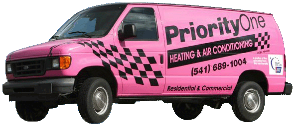 Relay For Life Pink Van