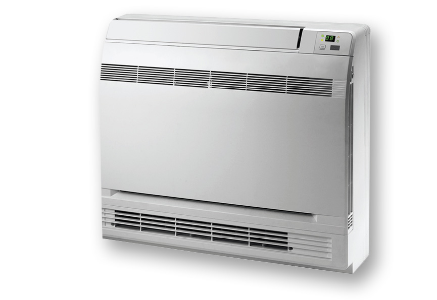 Ductless Heat Pumps Eugene Floor Mount unit