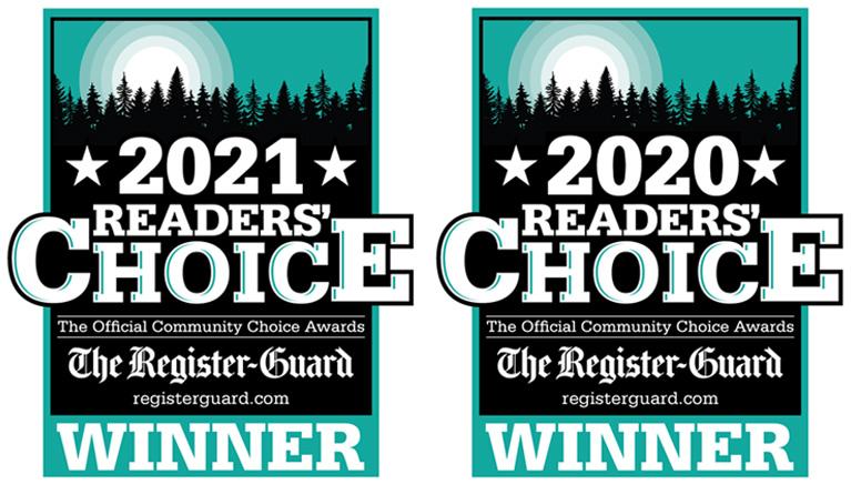 Reader's Choice Award #1 2020